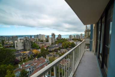 Apartment Building For Rent in  1424 Nelson Street, Vancouver, BC