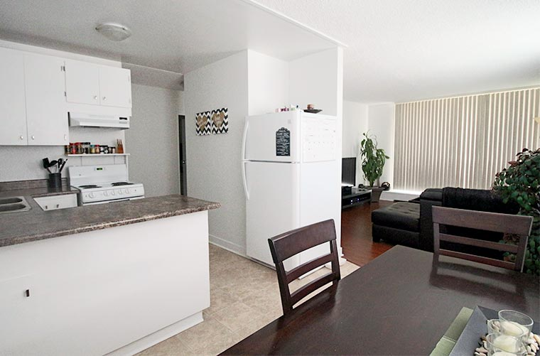 Edmonton Apartments | The Carlton Apartments 9830 106th ...