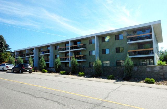 Kamloops Apartment