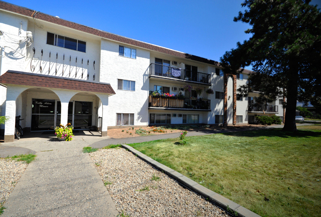 Kamloops British Columbia Apartment for rent, click for details...