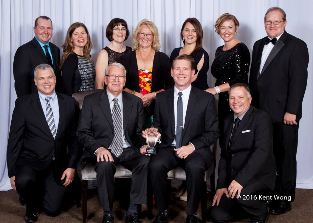 Kelson Group Business Excellence Awards 2016