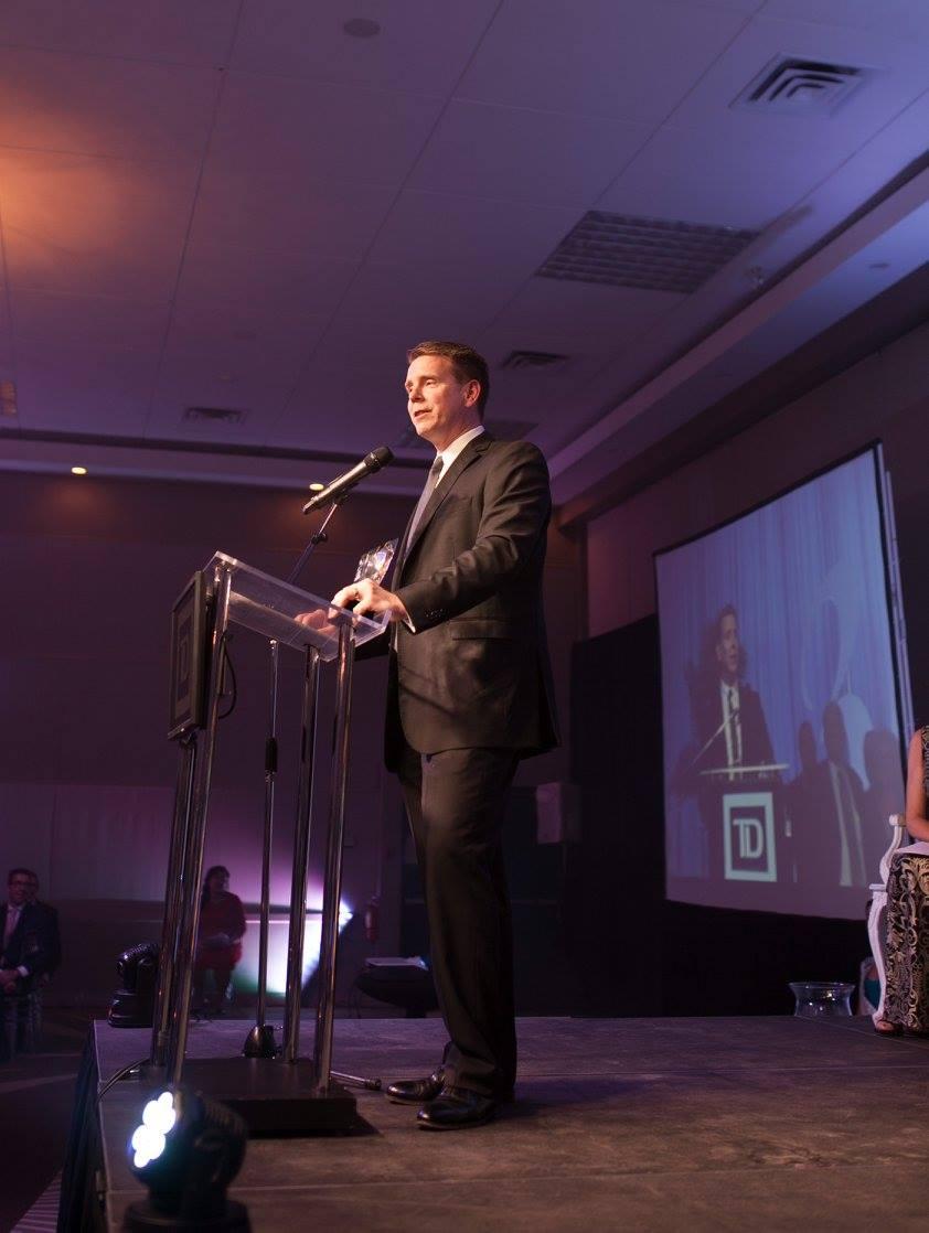 Jason Fawcett Business Excellence Awards