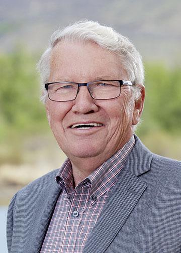 Ron Fawcett, President