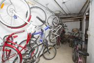 Tenant's Bicycle Storage Room
