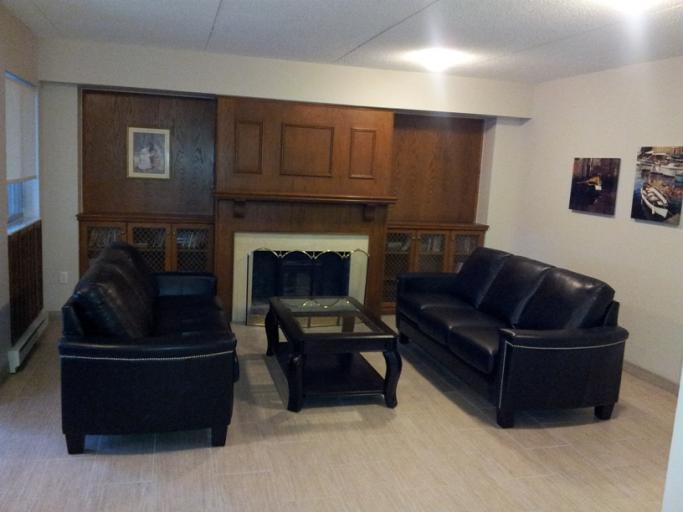 Residents' Social Room