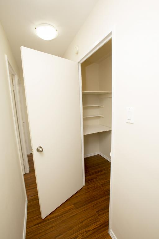 Large Hallway Walk In Closet
