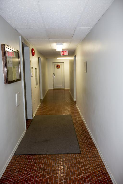 Main Floor Corridor