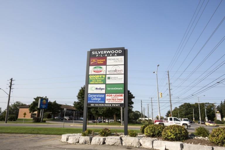 Silverwood Plaza