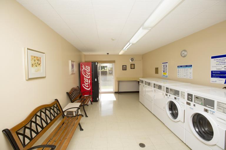 Eco Friendly Smart Card Laundry Facilities