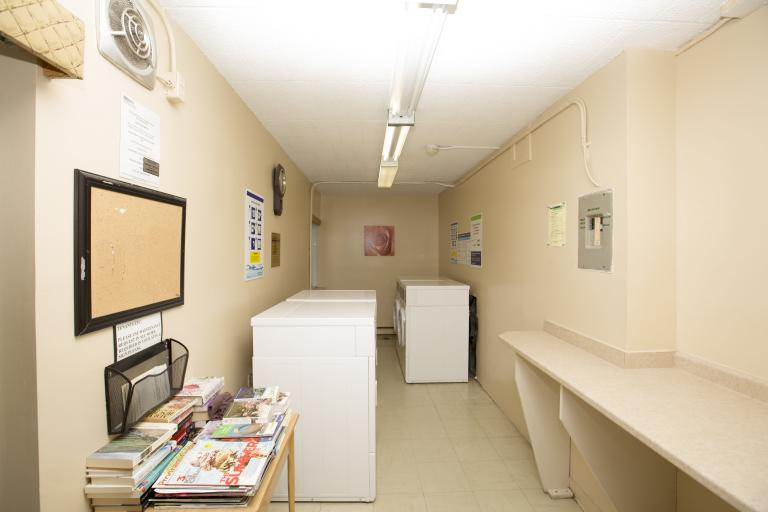 3rd Floor Laundry Room