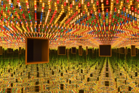 Infinity Mirrors at the AGO