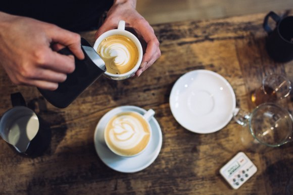 Cozy café days
