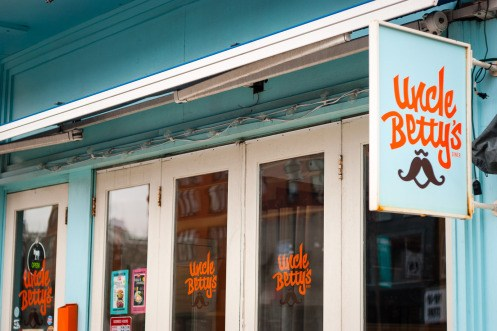 Brunch Highlight: Uncle Betty's Diner