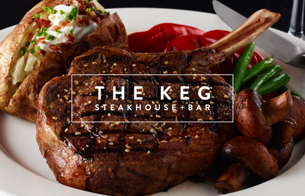 The Keg Steakhouse + Bar at Yonge and Eglinton
