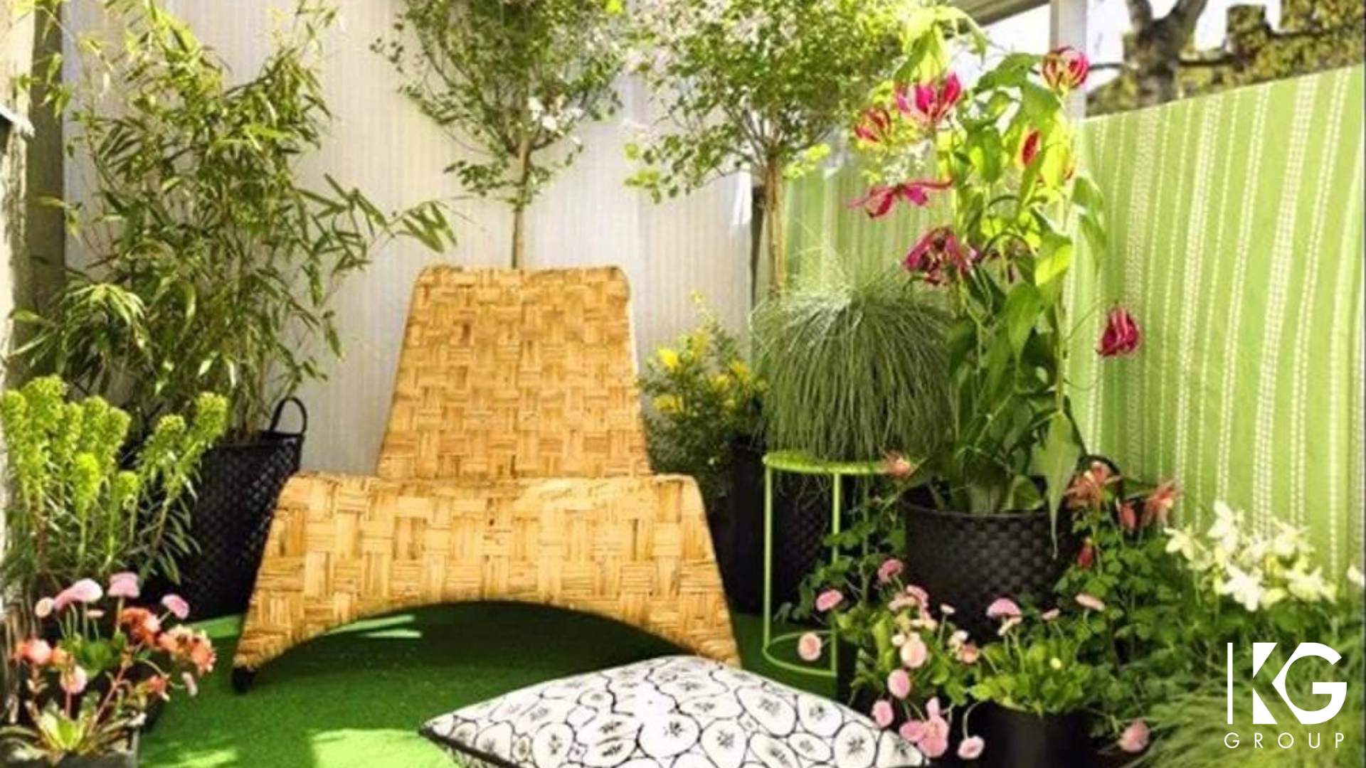 Creating a Balcony Sanctuary in your Suite!