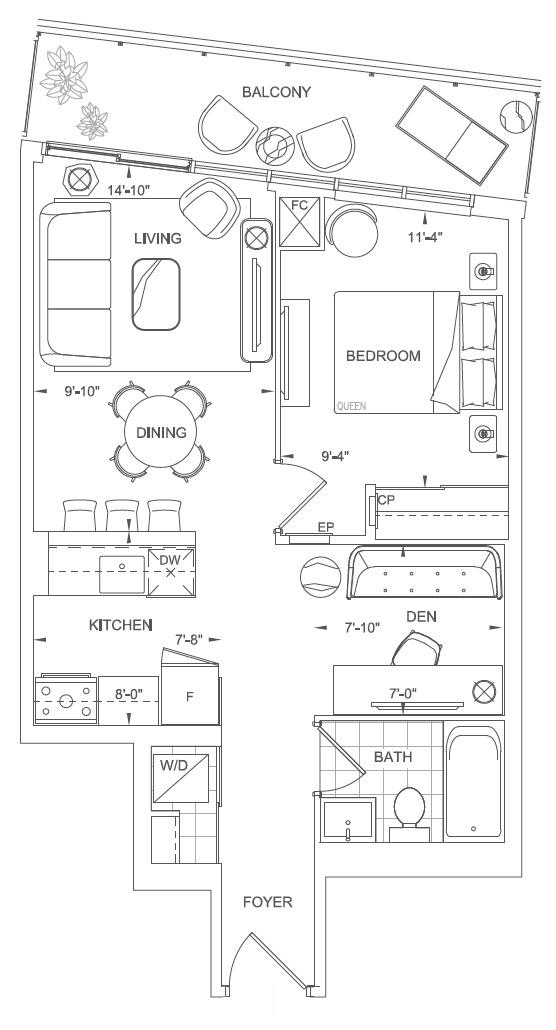 Grammercy Floorplan