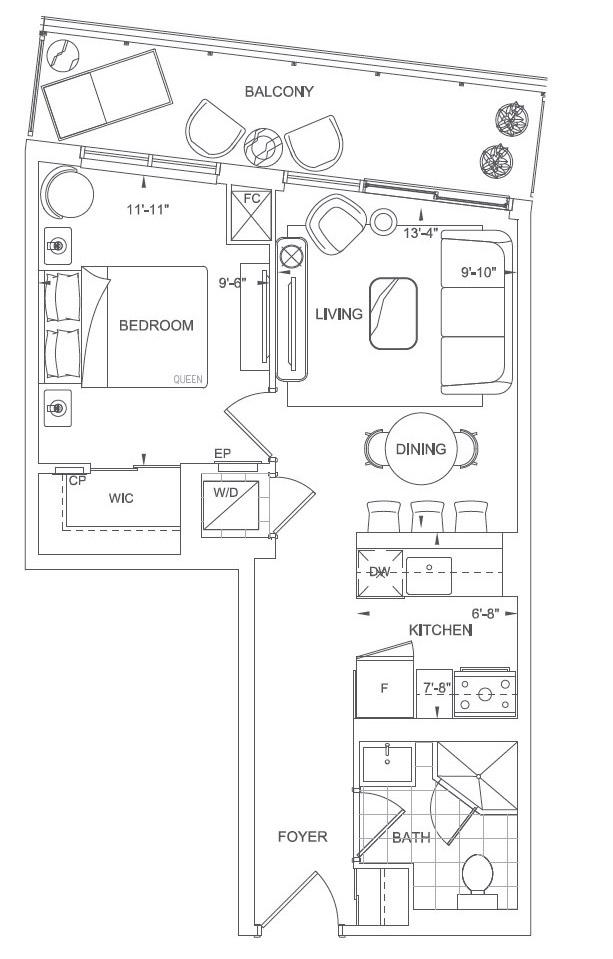 Elgin Floorplan