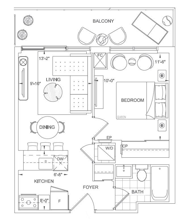 Abbington Floorplan