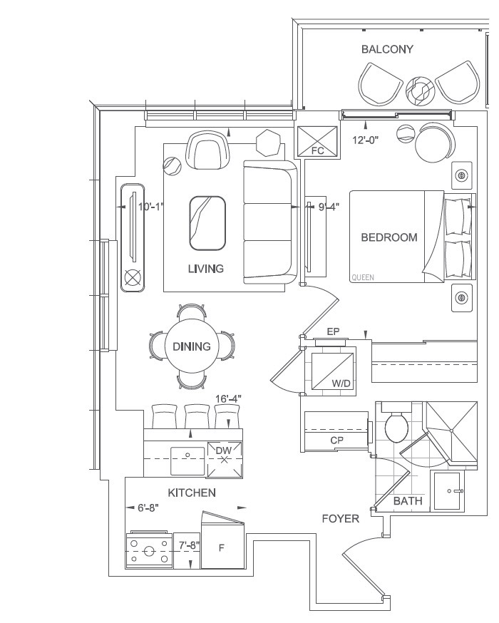 Essex Floorplan