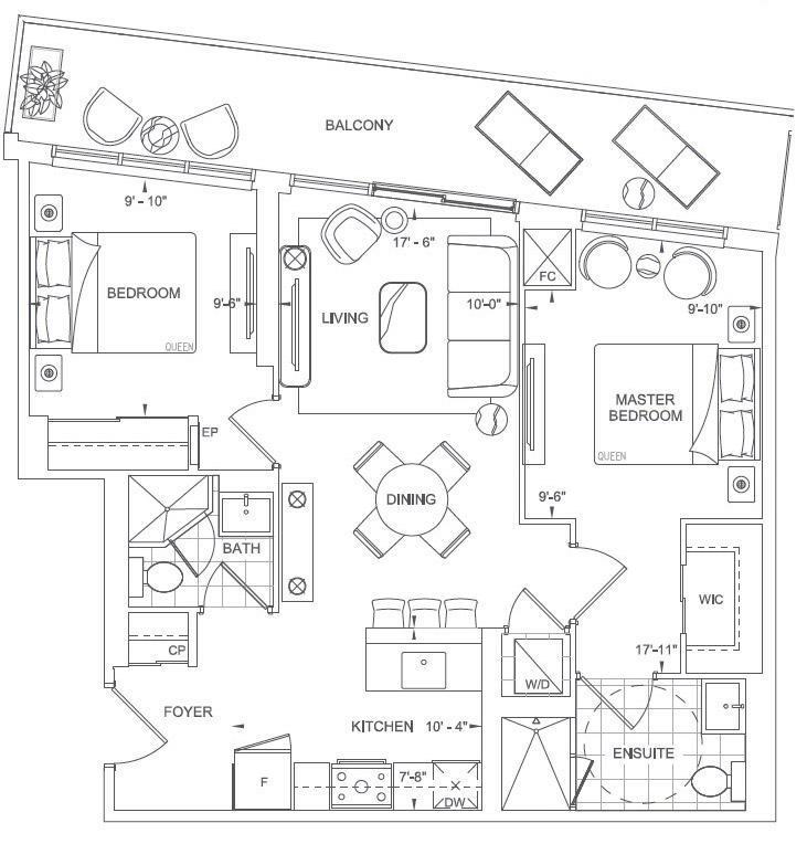 Bennington Floorplan