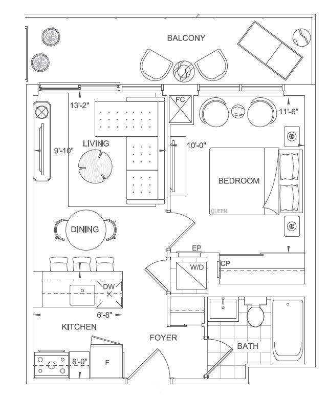Abbington Floorplan
