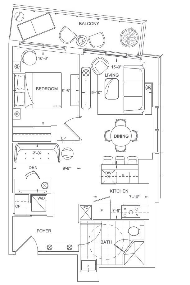 Gibson Floorplan
