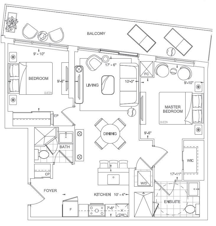 Bennington Floorplan