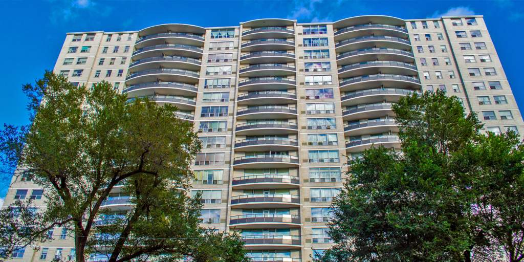 KG Group Canyon Apartment Rentals at Bathurst and Sheppard