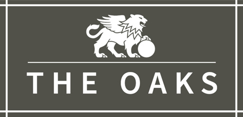 KG Group The Oaks Logo