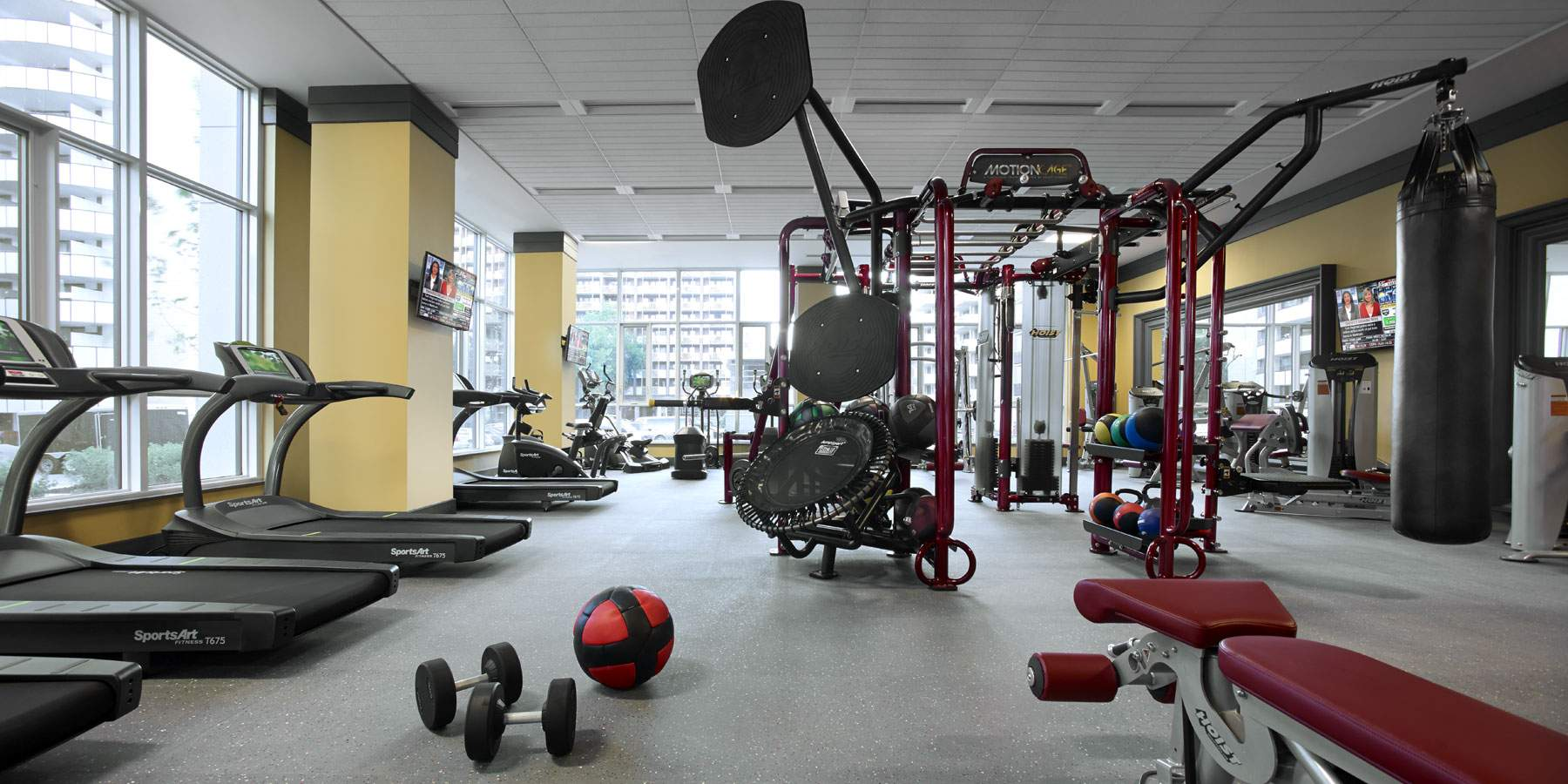 KG Group Roehampton Gym