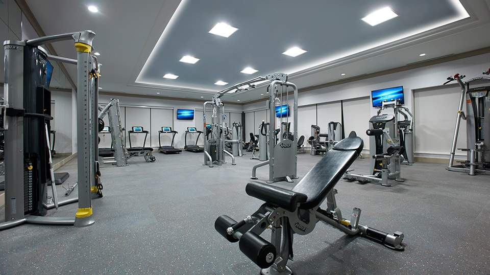 KG Group Club Hampton Gym