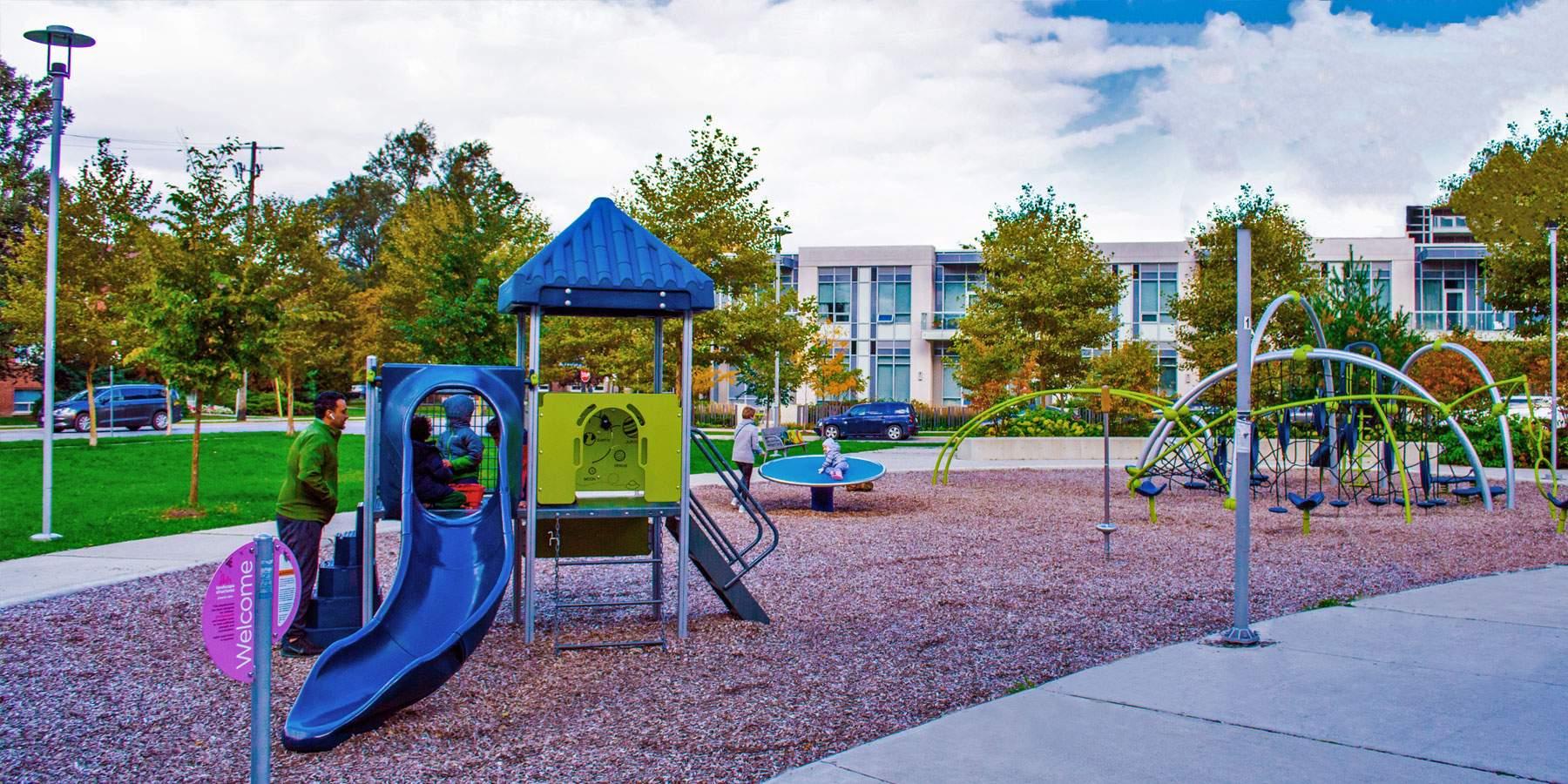 The Oaks Playground