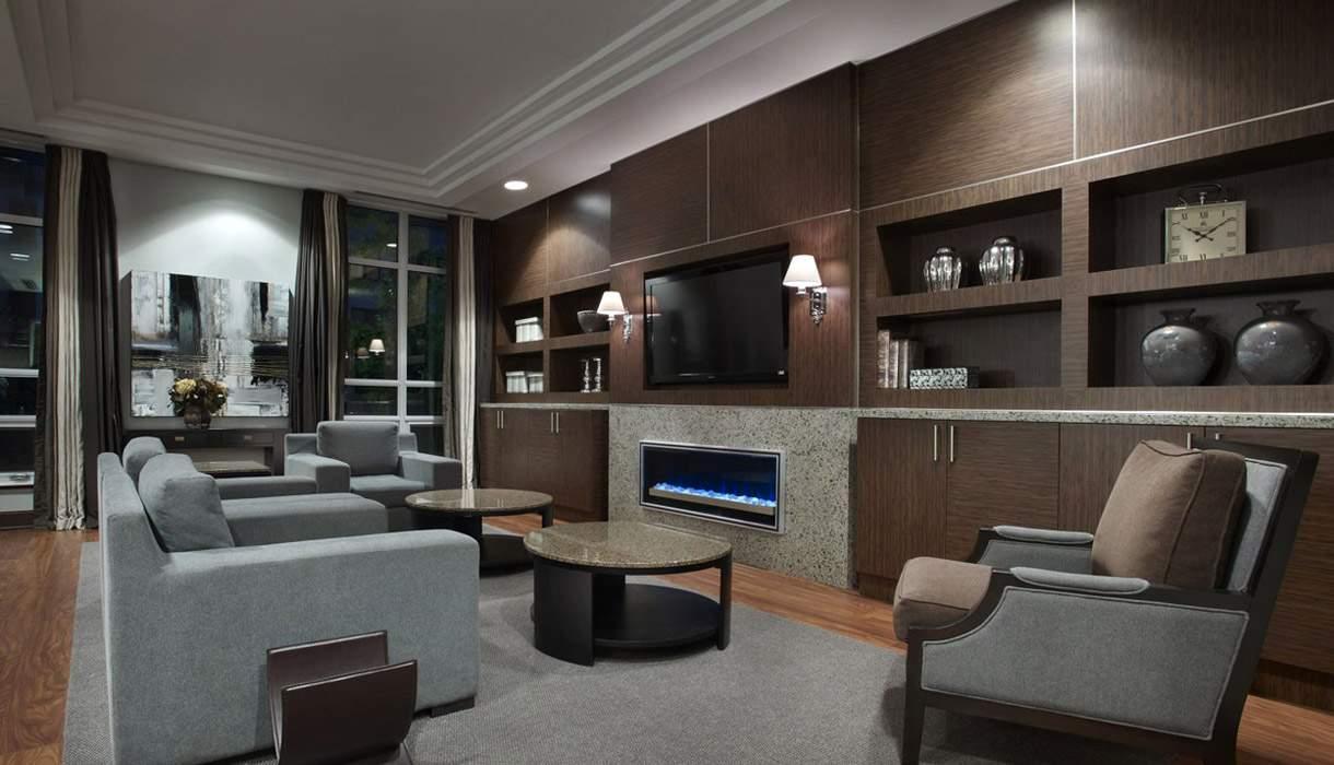 KG Harrison Party Room Lounge