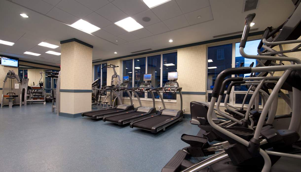 KG Harrison Fitness Centre