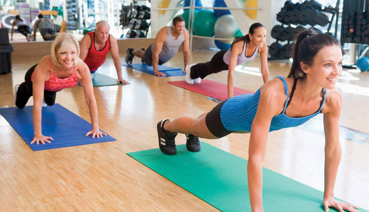 KG Harrison Free Yoga Class