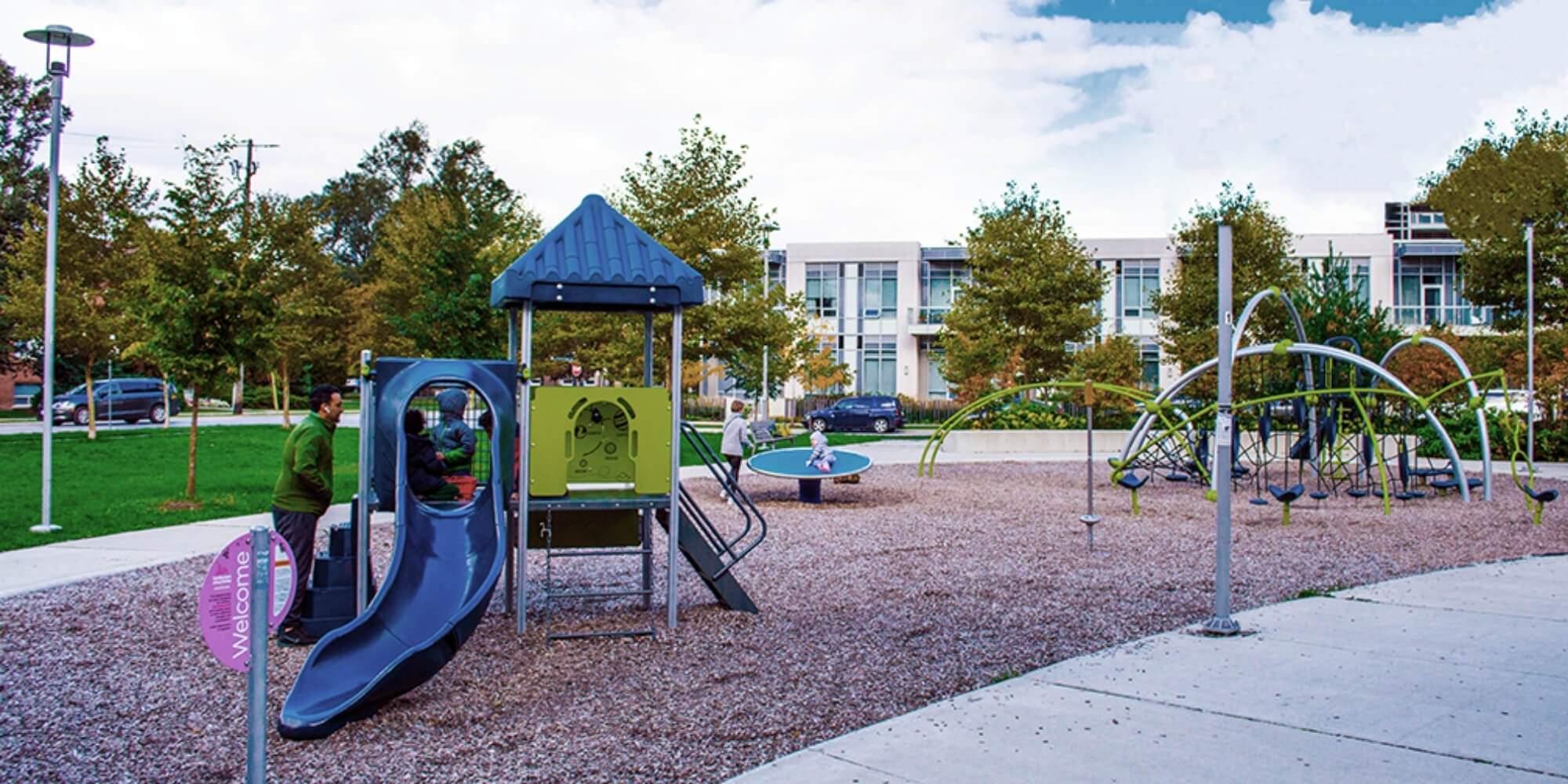 KG Oakburn 1 Acre Park