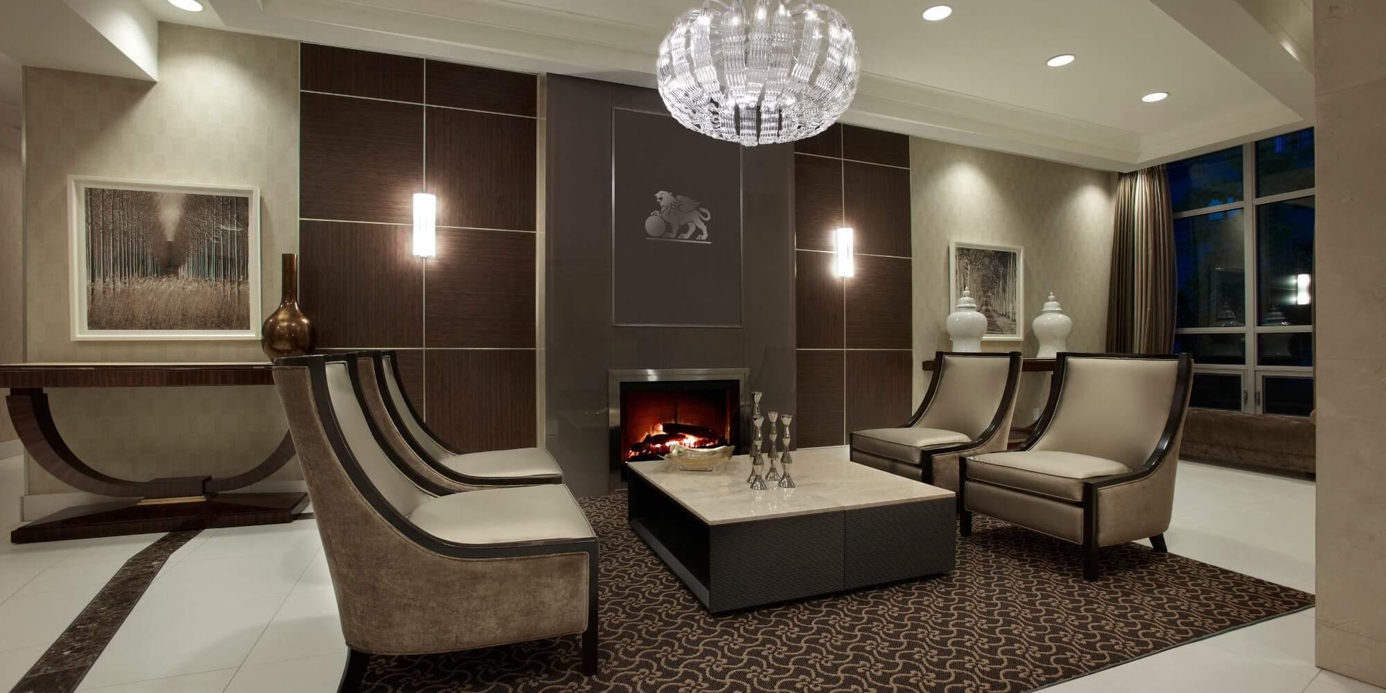 KG Harrison Lobby Lounge