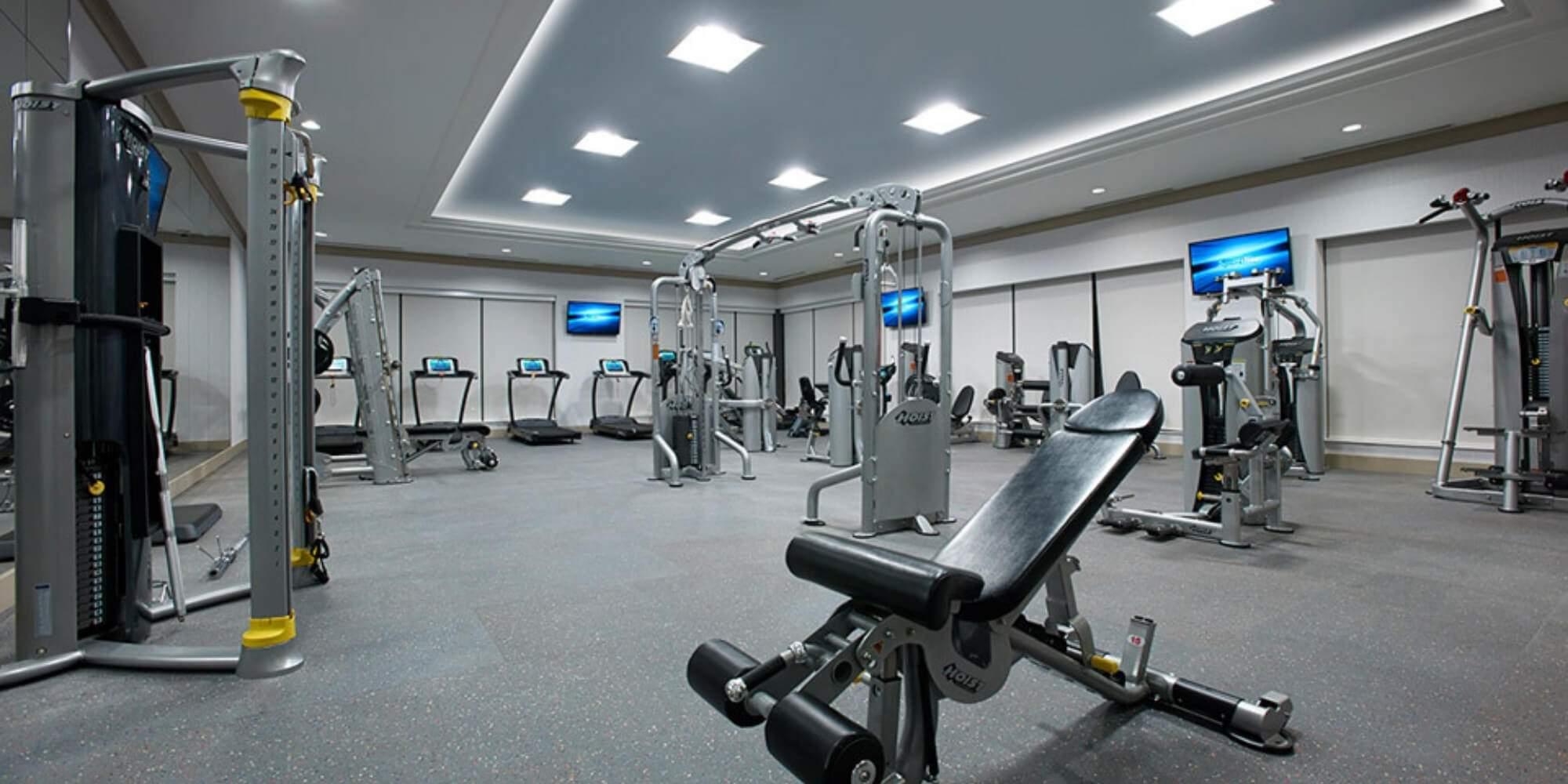 KG Hampton House Exclusive Gym