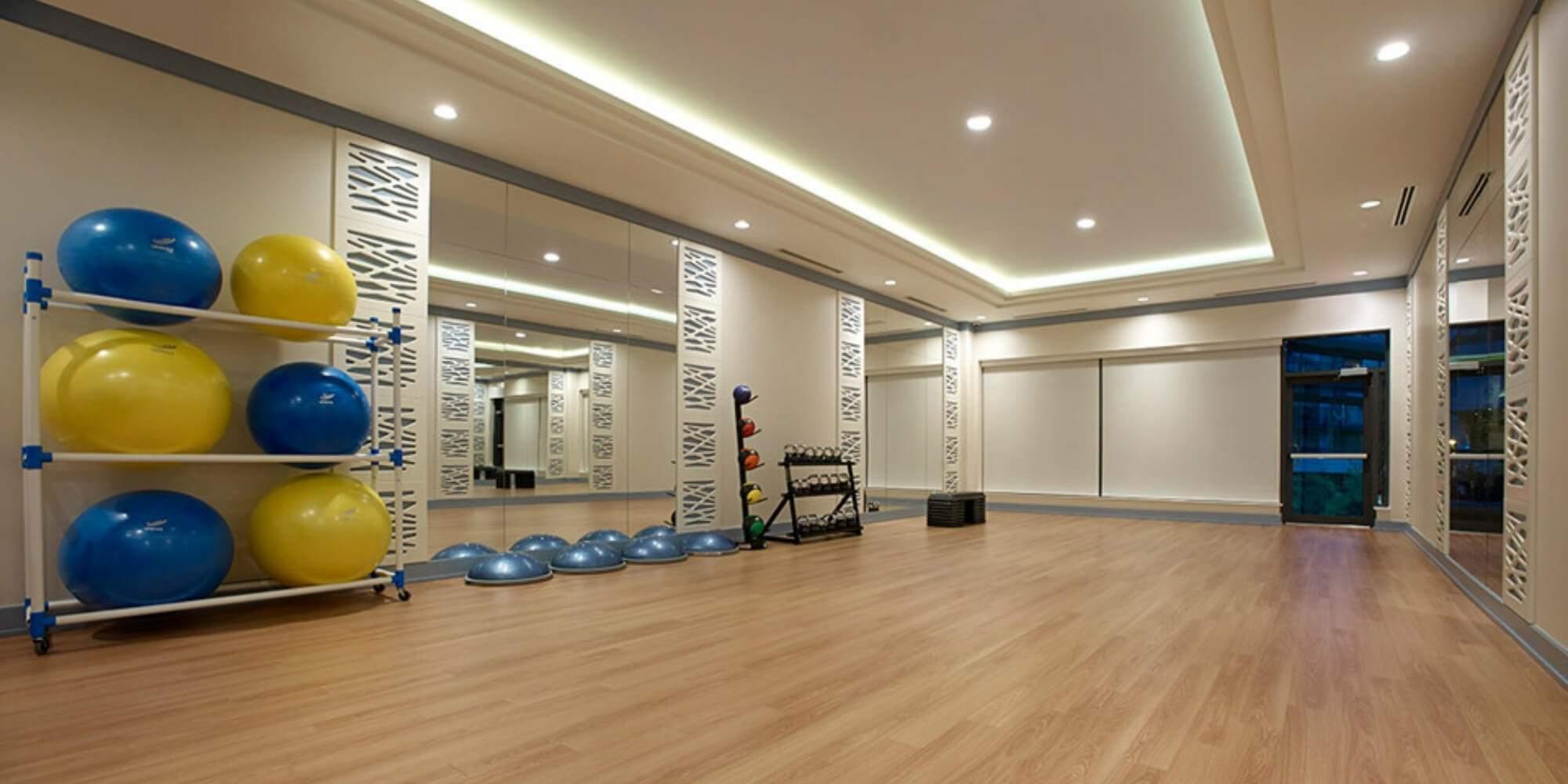KG Hampton House Yoga Studio