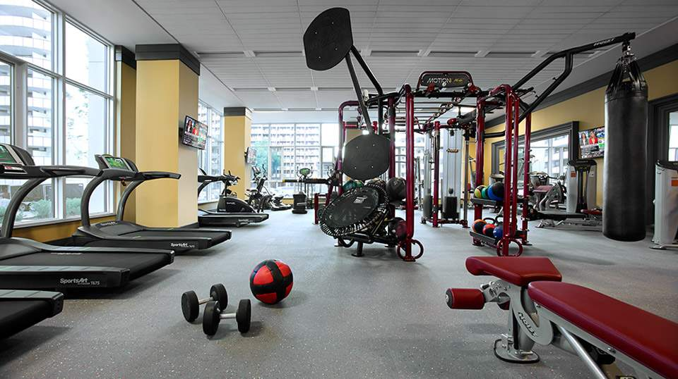 KG Roehampton Amenities 24 Hour Gym