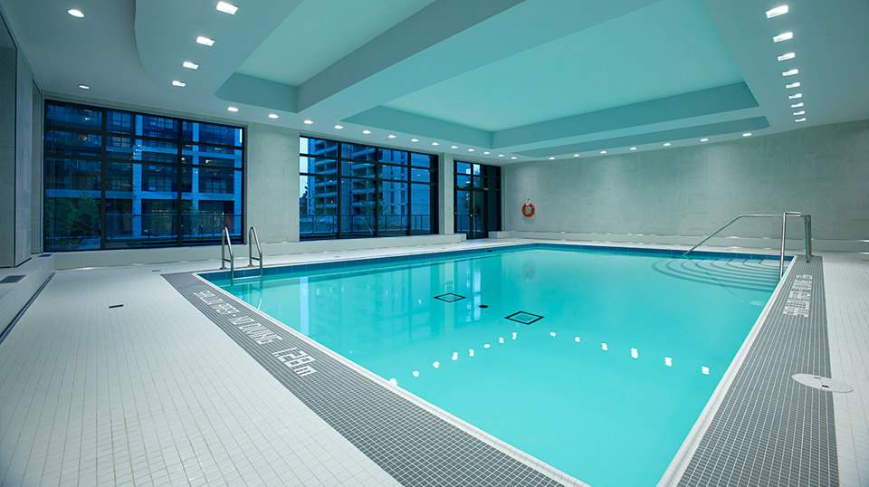 KG Roehampton Amenities Club Hampton Indoor Pool