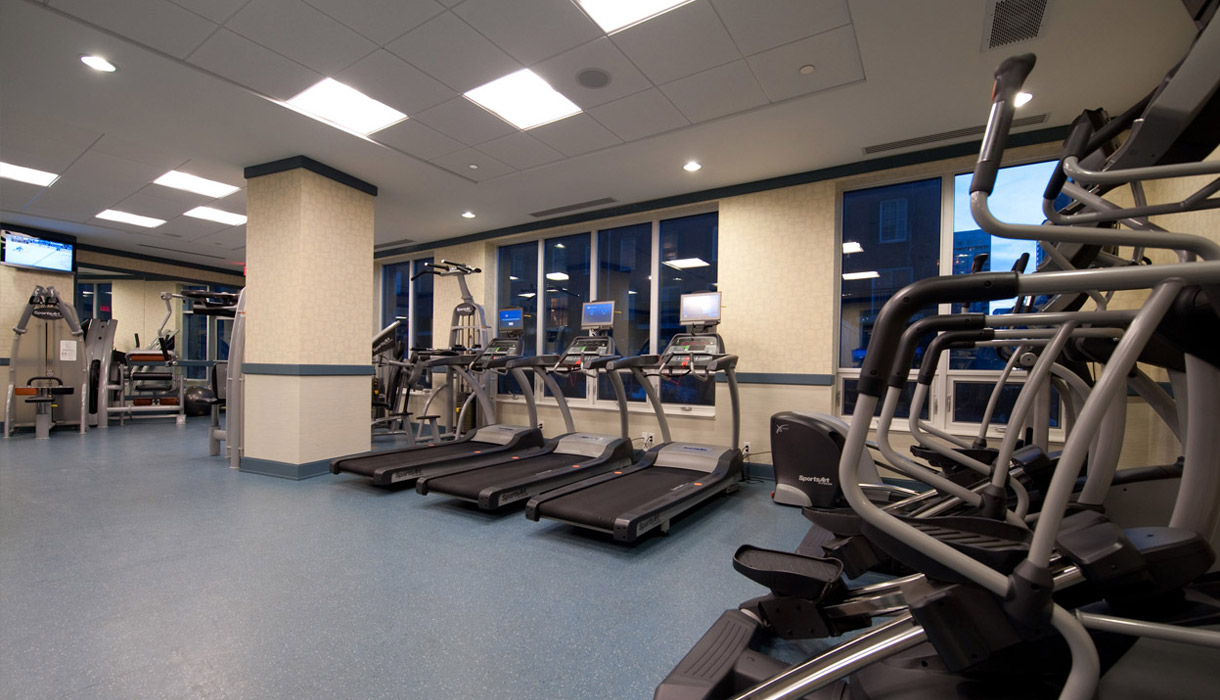 KG Harrison Luxury Amenities State of the Art Gym with Free WiFi