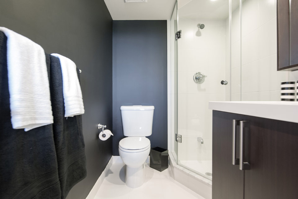 KG Roehampton Luxury Model Suite Master Ensuite Bathroom