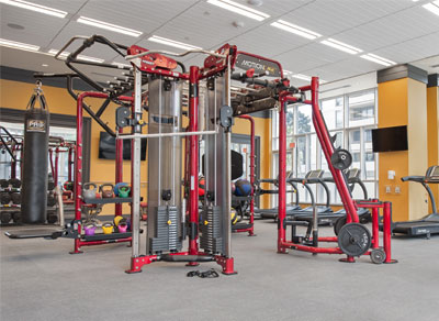 KG Roehampton Fitness Centre Virtual Tour