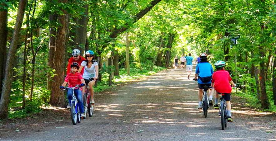 Beltline Trail near Yonge & Eglinton