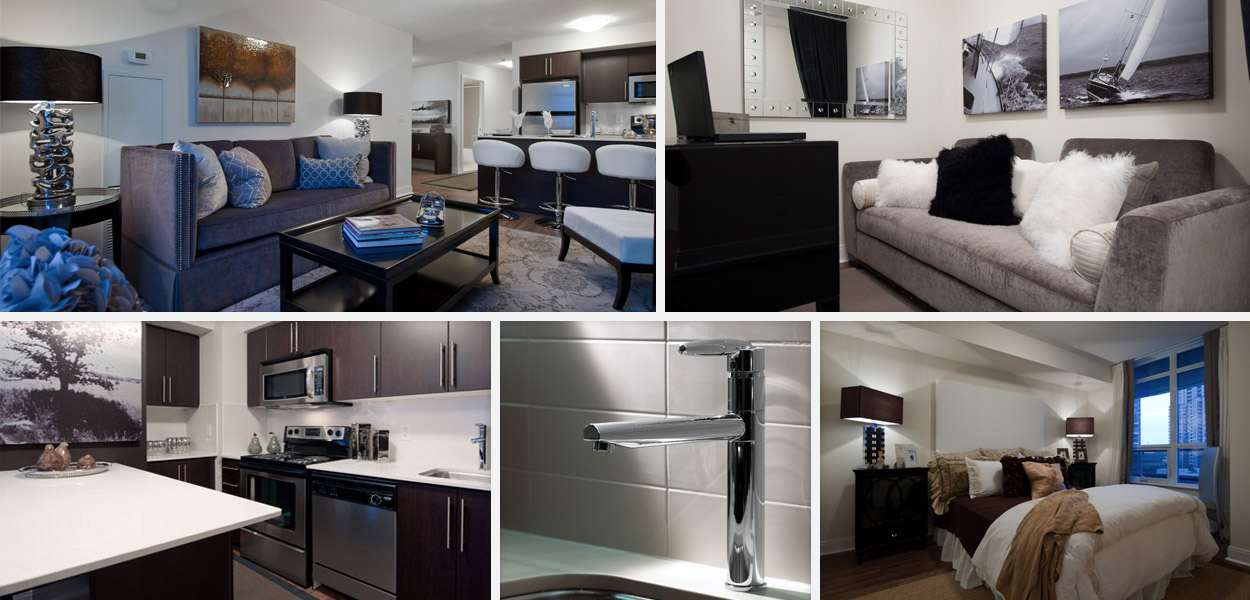 KG Group Harrison Luxury Suite Features and Finishes