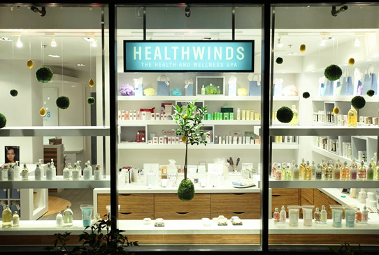 Healthwinds Spa | Near 18 Erskine Avenue