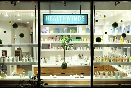 Healthwinds Spa | Near 18 Erskine Avenue