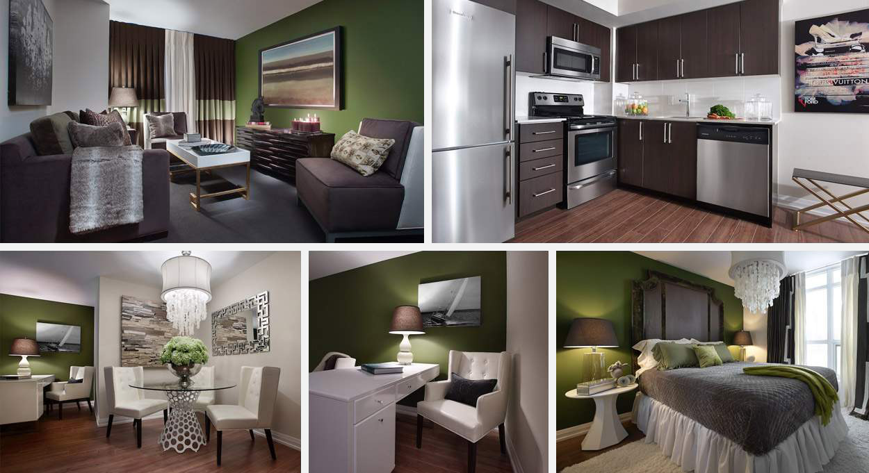 KG Group Roehampton Luxury Suite Features and Finishes
