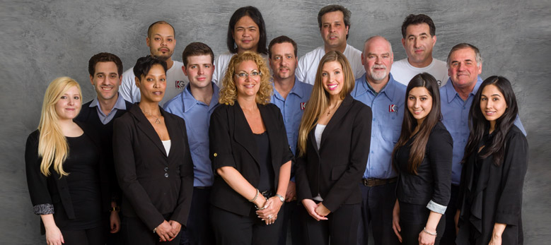 KG Group Leasing and Management Team